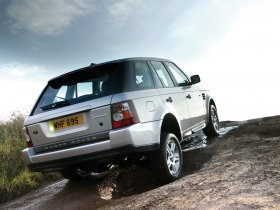 Ver foto 8 de Land Rover Range Rover Sport 2005