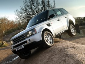 Ver foto 7 de Land Rover Range Rover Sport 2005