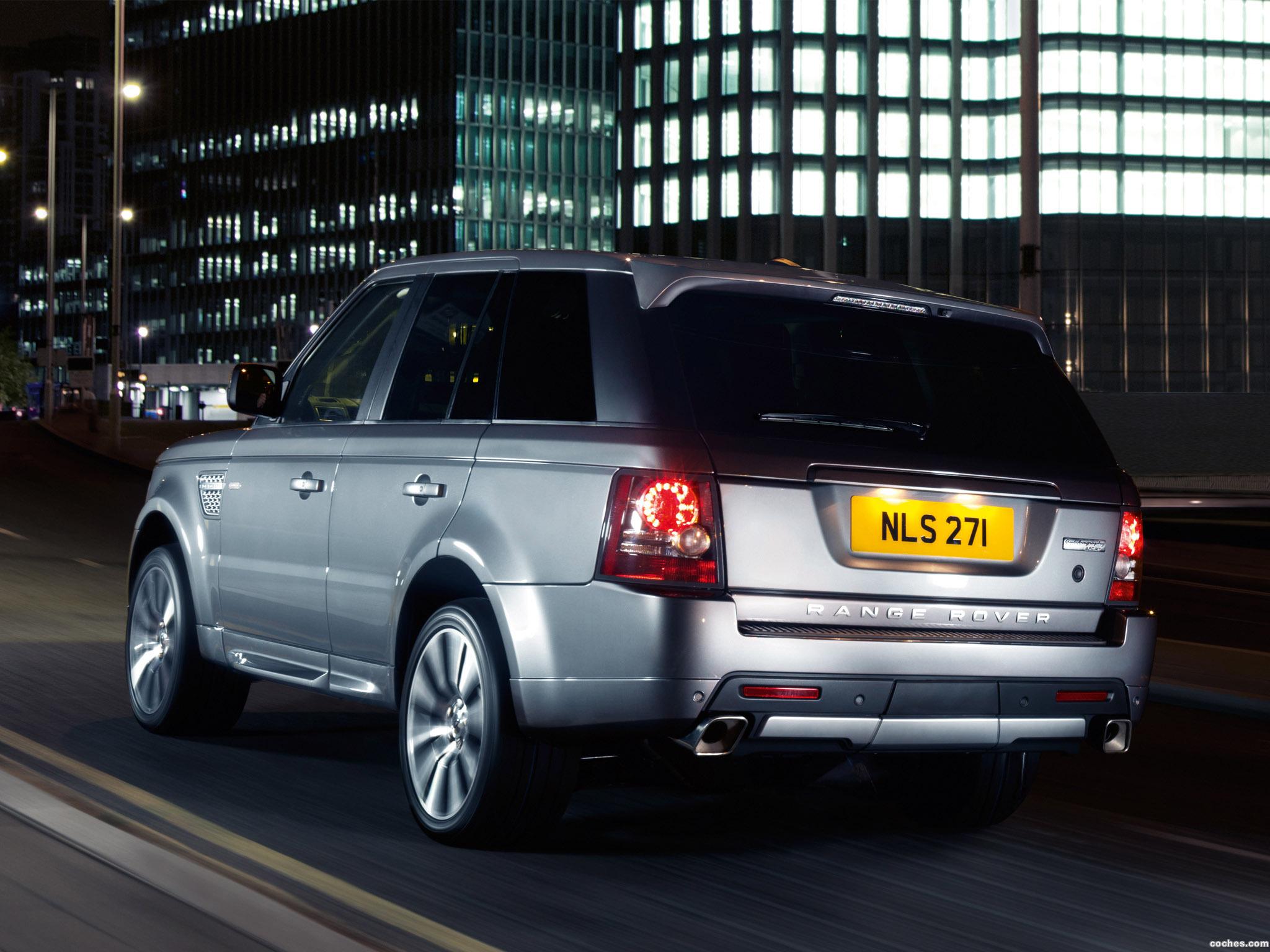 Foto 5 de Land Rover Range Rover Sport Autobiography 2009