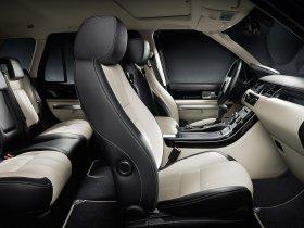 Ver foto 7 de Land Rover Range Rover Sport Autobiography 2009
