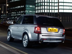 Ver foto 6 de Land Rover Range Rover Sport Autobiography 2009