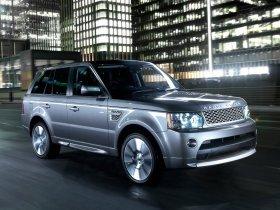 Ver foto 5 de Land Rover Range Rover Sport Autobiography 2009
