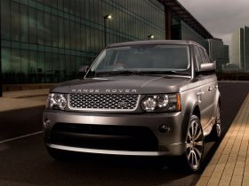 Ver foto 4 de Land Rover Range Rover Sport Autobiography 2009