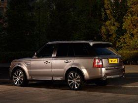 Ver foto 3 de Land Rover Range Rover Sport Autobiography 2009