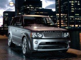 Ver foto 2 de Land Rover Range Rover Sport Autobiography 2009