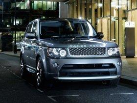 Fotos de Land Rover Range Rover Sport Autobiography 2009