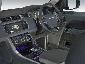 Ver foto 30 de Land Rover Range Rover Sport Autobiography HEV Australia 2015