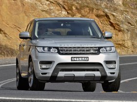 Ver foto 20 de Land Rover Range Rover Sport Autobiography HEV Australia 2015