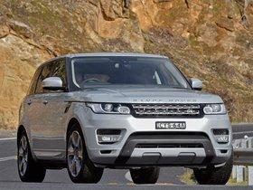 Ver foto 19 de Land Rover Range Rover Sport Autobiography HEV Australia 2015