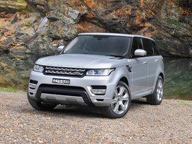 Ver foto 18 de Land Rover Range Rover Sport Autobiography HEV Australia 2015