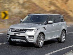 Ver foto 16 de Land Rover Range Rover Sport Autobiography HEV Australia 2015
