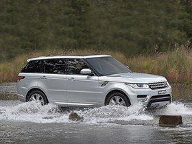 Ver foto 15 de Land Rover Range Rover Sport Autobiography HEV Australia 2015