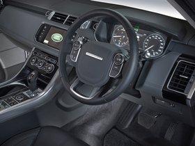 Ver foto 29 de Land Rover Range Rover Sport Autobiography HEV Australia 2015