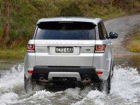 Ver foto 11 de Land Rover Range Rover Sport Autobiography HEV Australia 2015