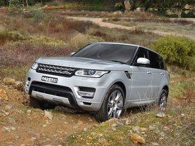 Ver foto 10 de Land Rover Range Rover Sport Autobiography HEV Australia 2015