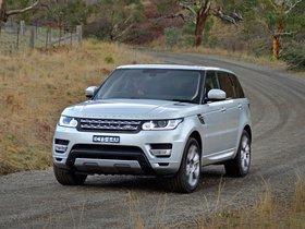Ver foto 9 de Land Rover Range Rover Sport Autobiography HEV Australia 2015