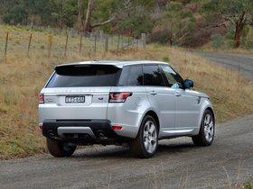 Ver foto 8 de Land Rover Range Rover Sport Autobiography HEV Australia 2015