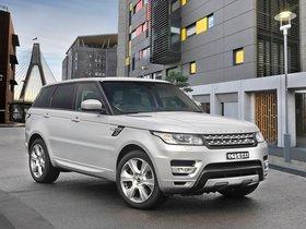 Ver foto 7 de Land Rover Range Rover Sport Autobiography HEV Australia 2015
