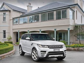 Ver foto 6 de Land Rover Range Rover Sport Autobiography HEV Australia 2015