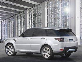 Ver foto 2 de Land Rover Range Rover Sport Autobiography HEV Australia 2015