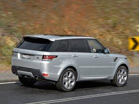 Ver foto 23 de Land Rover Range Rover Sport Autobiography HEV Australia 2015