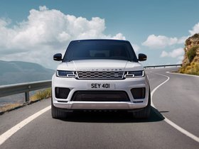 Ver foto 13 de Land Rover Range Rover Sport P400e Autobiography 2017
