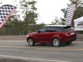 Ver foto 2 de Land Rover Range Rover Sport Pikes Peak Hill Climb Record Car 2013