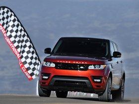 Fotos de Land Rover Range Rover Sport Pikes Peak Hill Climb Record Car 2013