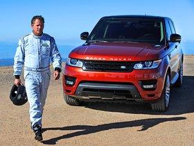 Ver foto 10 de Land Rover Range Rover Sport Pikes Peak Hill Climb Record Car 2013