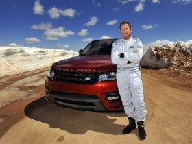 Ver foto 9 de Land Rover Range Rover Sport Pikes Peak Hill Climb Record Car 2013