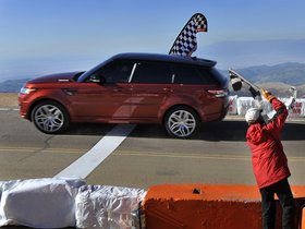 Ver foto 7 de Land Rover Range Rover Sport Pikes Peak Hill Climb Record Car 2013