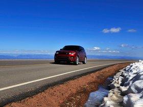 Ver foto 6 de Land Rover Range Rover Sport Pikes Peak Hill Climb Record Car 2013