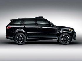 Ver foto 3 de Land Rover Range Rover Sport SVR 007 Spectre 2015