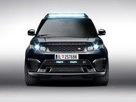 Ver foto 2 de Land Rover Range Rover Sport SVR 007 Spectre 2015