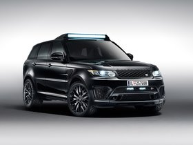 Fotos de Land Rover Range Rover Sport SVR 007 Spectre 2015