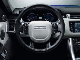 Ver foto 28 de Land Rover Range Rover Sport SVR 2014