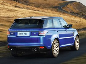 Ver foto 19 de Land Rover Range Rover Sport SVR 2014
