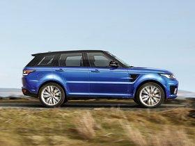 Ver foto 18 de Land Rover Range Rover Sport SVR 2014
