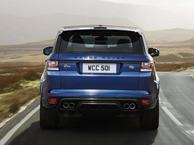 Ver foto 17 de Land Rover Range Rover Sport SVR 2014
