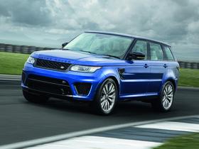 Ver foto 16 de Land Rover Range Rover Sport SVR 2014