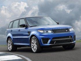 Ver foto 15 de Land Rover Range Rover Sport SVR 2014
