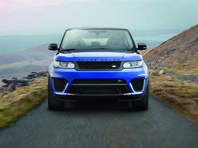 Ver foto 13 de Land Rover Range Rover Sport SVR 2014