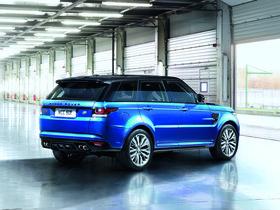 Ver foto 12 de Land Rover Range Rover Sport SVR 2014