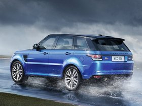 Ver foto 11 de Land Rover Range Rover Sport SVR 2014
