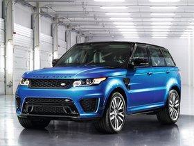Ver foto 10 de Land Rover Range Rover Sport SVR 2014