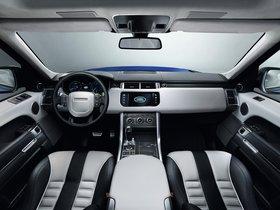 Ver foto 27 de Land Rover Range Rover Sport SVR 2014