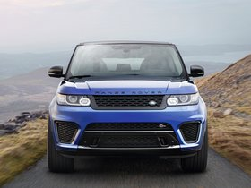Ver foto 9 de Land Rover Range Rover Sport SVR 2014