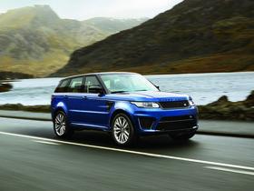 Ver foto 8 de Land Rover Range Rover Sport SVR 2014