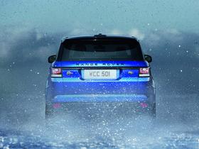 Ver foto 7 de Land Rover Range Rover Sport SVR 2014