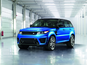 Ver foto 6 de Land Rover Range Rover Sport SVR 2014